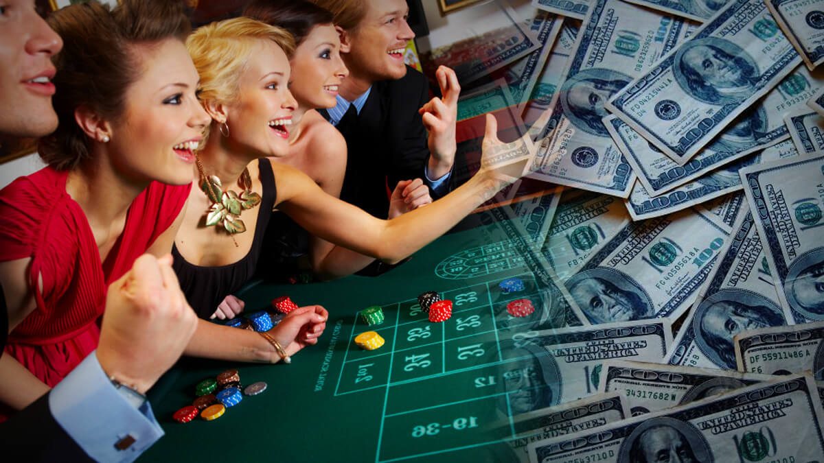Gambling tactics that will increase your chances - Roadhouse Music